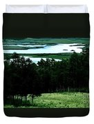Headwaters Duvet Cover