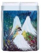 Healing Angel 2 Duvet Cover