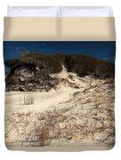 Healthy Dunes Duvet Cover