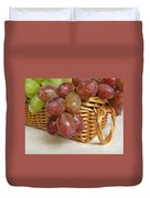 Healthy Snack Duvet Cover