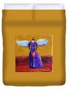 Heart Angel Duvet Cover