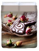 Heart Cookies Duvet Cover