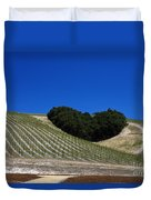 Heart Hill Paso Robles Duvet Cover