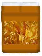 Heart Of A Peony 2 Duvet Cover