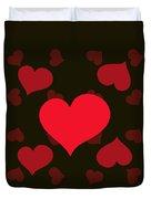 Hearty Delight Duvet Cover