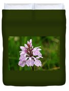 Heath Spotted Orchid Duvet Cover