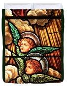Heavenly Angels Duvet Cover