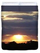 Heaven's Rays 3 Duvet Cover