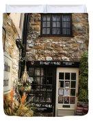 Hebden Court - Peak District - England Duvet Cover