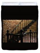 Heceta Head Lighthouse Interior 2 Duvet Cover