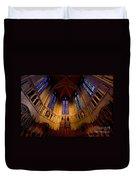 Heinz Memorial Chapel Pittsburgh Pennsylvania Duvet Cover