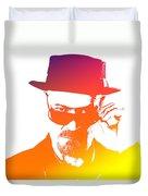 Heisenberg -13 Duvet Cover