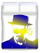 Heisenberg-3 Duvet Cover