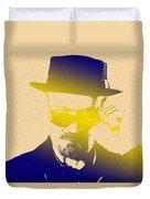 Heisenberg - 4 Duvet Cover