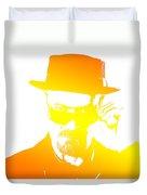 Heisenberg - 5 Duvet Cover