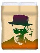 Heisenberg - 8 Duvet Cover