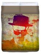 Heisenberg - 9 Duvet Cover