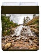 Helen Hunt Falls Visitor Center Duvet Cover