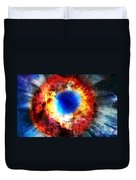 Helix Nebula Duvet Cover by Dan Sproul