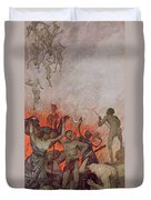 Hell Duvet Cover