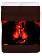 Hell Looks Like Heaven To Me Duvet Cover