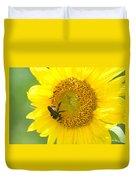 Hello Sunflower Duvet Cover