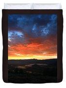 Hello Sunrise Duvet Cover