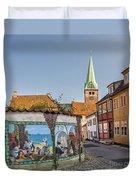 Helsingor Street Duvet Cover
