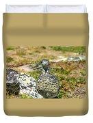 Partridge 3 Duvet Cover