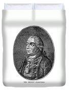 Henry Clinton (1738-1795) Duvet Cover