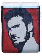 Henry Rollins Duvet Cover
