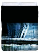 Her Watery Grave Duvet Cover