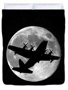 Hercules Moon Duvet Cover