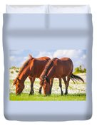 Herd 32 Duvet Cover