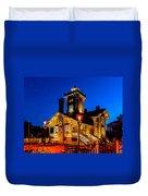 Hereford Christmas Duvet Cover