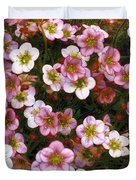 Here's Flowers For You Duvet Cover