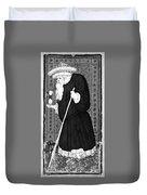 Hermit, 1430 Duvet Cover
