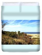 Herring Point Duvet Cover