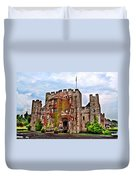 Hever Castle Duvet Cover by Chris Thaxter