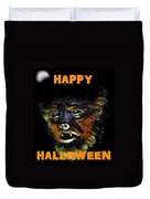 Hh Wolfman Card Style Duvet Cover