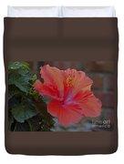 Hibiscus 1 Duvet Cover