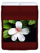 Hibiscus 54 Duvet Cover