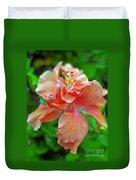 Hibiscus IIi Duvet Cover