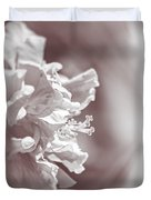 Hibiscus In Sunlight Duvet Cover