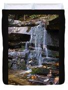 Hidden Falls 6 Duvet Cover