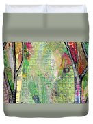 Hidden Forests IIi  Duvet Cover
