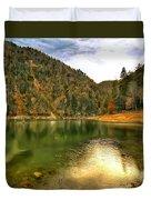Hidden Paradise Suluklu Gol  Suluklu Lake Duvet Cover