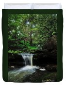 Hidden Rainforest Duvet Cover