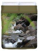 Hidden River Duvet Cover
