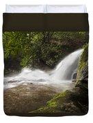 Hidden Waterfall Duvet Cover